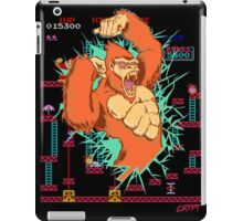 Monkey Kong! iPad Case/Skin