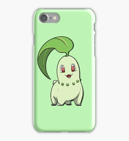 Chikorita iPhone Case/Skin
