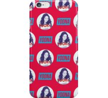 Girls' Generation Yoona Love & Peace iPhone Case/Skin