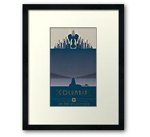 Bioshock Columbia Framed Print