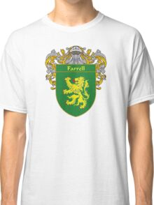 Farrell Coat of Arms/Family Crest Classic T-Shirt