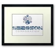 Seegson Corporation Framed Print