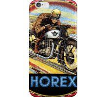 Horex vintage motorcycles iPhone Case/Skin