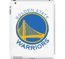 Golden State Warriors NBA iPad Case/Skin