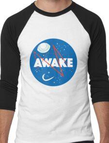 AWAKE Men's Baseball ¾ T-Shirt