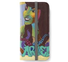 Ariel and Medusa iPhone Wallet/Case/Skin