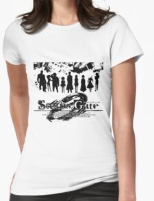Steins;Gate - Unlimited Worldlines Womens Fitted T-Shirt
