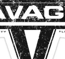 The Ravager Sticker