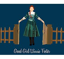 Good Girl Winnie Foster Photographic Print
