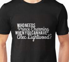 Prince Charming - Alec Lightwood Unisex T-Shirt