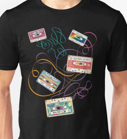 Cassette Tapes | Cintas de casete Unisex T-Shirt
