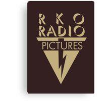 RKO Pic Canvas Print