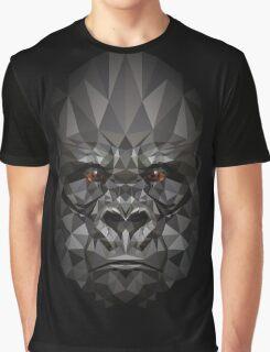 Polygon Gorilla Graphic T-Shirt