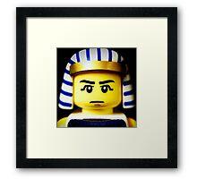 EGYPTIAN WARRIOR Framed Print