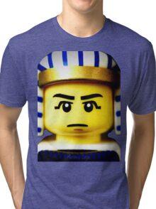 EGYPTIAN WARRIOR Tri-blend T-Shirt