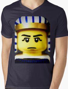 EGYPTIAN WARRIOR Mens V-Neck T-Shirt