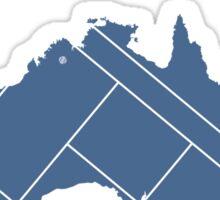 Australian Open 2016 Sticker