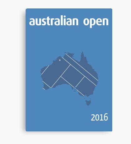 Australian Open 2016 Canvas Print