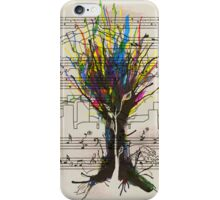 Ink Chord iPhone Case/Skin