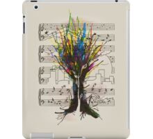 Ink Chord iPad Case/Skin