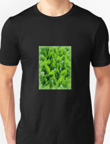 Lily of the valley ~ Mayflowers Unisex T-Shirt