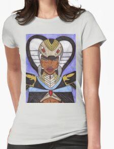 Star Cobra Queen Womens Fitted T-Shirt
