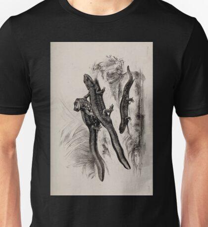 Proceedings of the Zoological Society of London 1848 - 1860 V4 Reptilia 021 Unisex T-Shirt