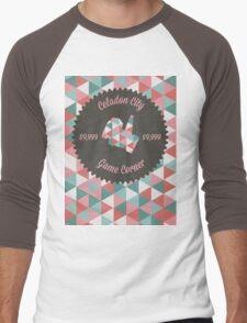 Celadon Game Corner Men's Baseball ¾ T-Shirt