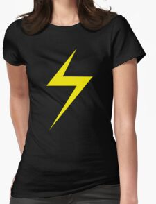 Ms. Marvel Womens Fitted T-Shirt