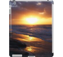 Sunrise Over Atlantic Ocean iPad Case/Skin