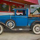 Joe's Ford Pickup by Bryan D. Spellman