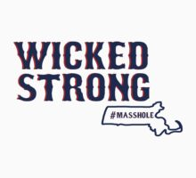 Wicked Strong One Piece - Long Sleeve