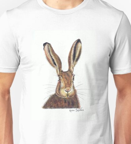 Hare Colour Unisex T-Shirt