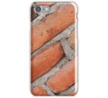 Angled Adobe Bricks Mortared iPhone Case/Skin
