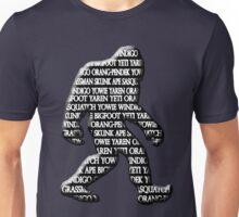Bigfoot Sasquatch Yeti Yaren Yowie Windigo Skunk Ape Orang-Pendek Unisex T-Shirt