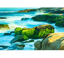 Windansea Beach La Jolla Photographic Print