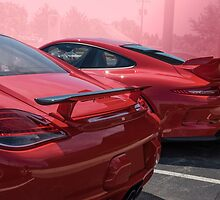 Porsche Pair by barkeypf