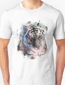 Painted Tiger  Unisex T-Shirt
