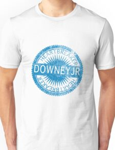 DOWNEY STAMP Unisex T-Shirt