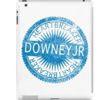 DOWNEY STAMP iPad Case/Skin