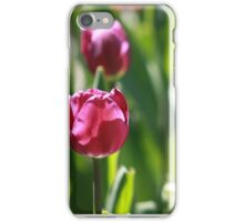 Back to The Fuschia iPhone Case/Skin
