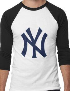 NEW YORK YANKEES Men's Baseball ¾ T-Shirt