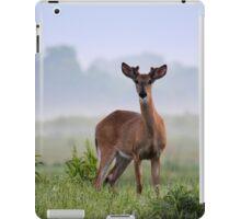 Misty Buck iPad Case/Skin