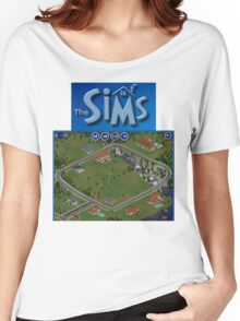 The Sims 1 - Neighborhood Women's Relaxed Fit T-Shirt