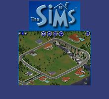 The Sims 1 - Neighborhood Unisex T-Shirt