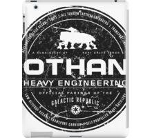 Rothana Heavy Engineering iPad Case/Skin