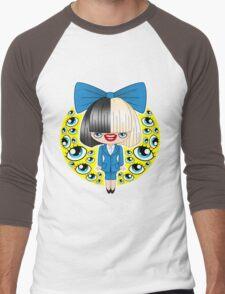 Chibi Sia SNL Men's Baseball ¾ T-Shirt