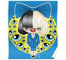 Chibi Sia SNL Poster
