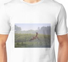 Leaping Away Unisex T-Shirt