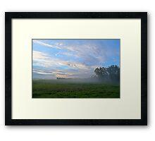 Memorial Marsh Framed Print